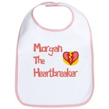 Morgan the Heartbreaker Bib