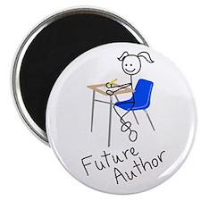 Future Author Magnet