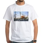 The Blimp White T-Shirt