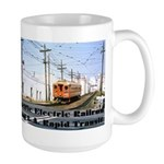 The Blimp Large Mug