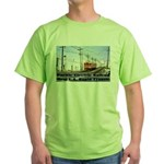 The Blimp Green T-Shirt
