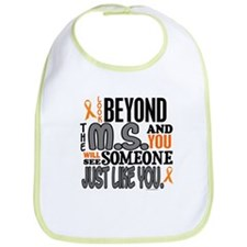 Look Beyond 1 (MS) Bib