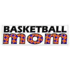 Basketball Mom Bumper Bumper Sticker
