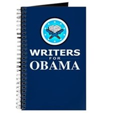 WRITERS FOR OBAMA Journal