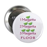 1-2-3-Margarita - 2.25&quot; Button