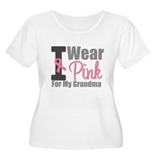 I Wear Pink (Grandma) T-Shirt