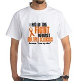 In The Fight Against MS 1 (Aunt) Shirt