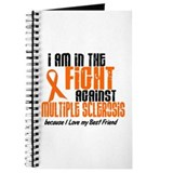 In The Fight Against MS 1 (Best Friend) Journal