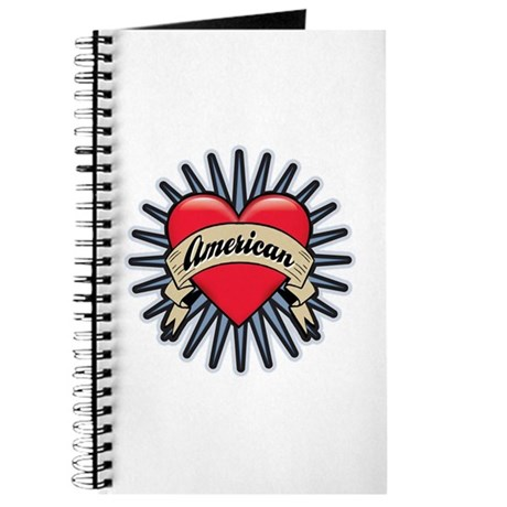 American Tattoo Heart Journal
