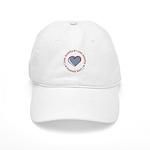 I Love Heart America Cap