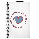 I Love Heart America Journal