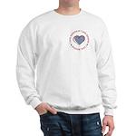 I Love Heart America Sweatshirt