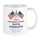 Masonic 4th of July Mug