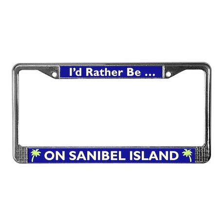 I'd rather be on Sanibel Island