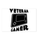 Veteran Gamer Postcards (Package of 8)