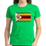 Flag of Zimbabwe Tee