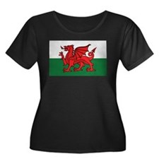 Flag of Wales T