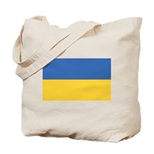 Flag of Ukraine Tote Bag