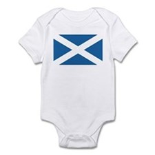 Flag of Scotland Infant Bodysuit