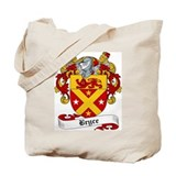 Bryce Family Crest Tote Bag