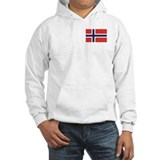 Flag of Noway Hoodie