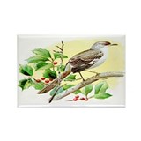 Mockingbird Rectangle Magnet (10 pack)