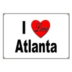 I Love Atlanta Banner