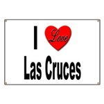 I Love Las Cruces Banner
