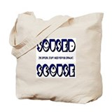Cute Scouserwear Tote Bag