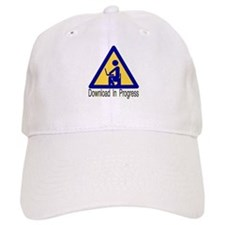 Crappy Download Baseball Cap