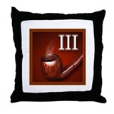 Shire Ranks Throw Pillow