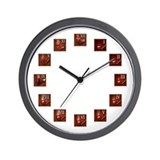 Shire Ranks Wall Clock