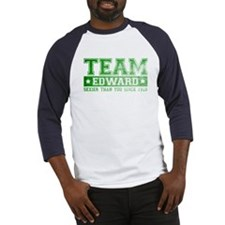 Team Edward (Sexy) - Green Baseball Jersey