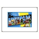 Arkansas Greetings Banner