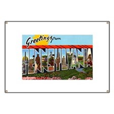 Pennsylvania Greetings Banner