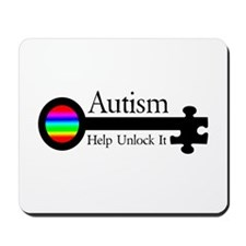 Unique Aspergers Mousepad
