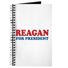 Reagan for President Journal