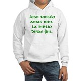 Jesus Loves me Jumper Hoody