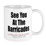 Les Miserables 2008 Small Mug