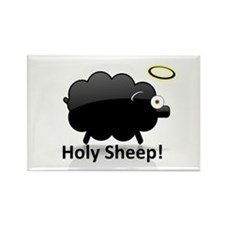Unique Cool humor Rectangle Magnet (10 pack)