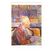 Pastel of van Gogh Postcards (Package of 8)
