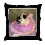 Annie Easter Throw Pillow