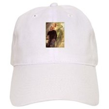 Albert Maignan - Green Muse Baseball Cap