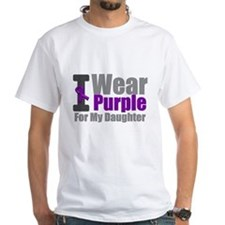 I Wear Purple (Daughter) Shirt