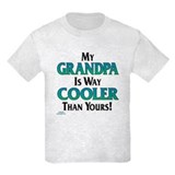 My Grandpa Is Cooler - Kid's Light T-Shirt