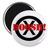 "Frisky Dingo- BOOSH! 2.25"" Magnet (100 pack)"