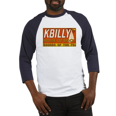 KBILLY Rock Baseball Jersey