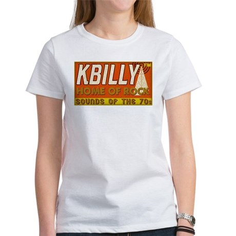 KBILLY Rock Women's T-Shirt