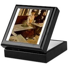 Edgar Degas -LAbsinthe Keepsake Box