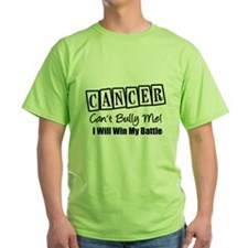 Cancer Can't Bully Me T-Shirt